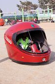 Helmet car-wacky cars