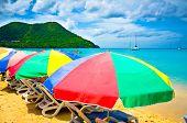 Playa de Santa Lucía, Islas del Caribe