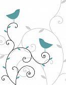 Постер, плакат: Птицы