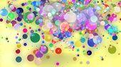 Crazy Balls In Color