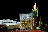 Relaxation With Whisky
