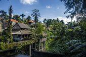 Balinese town