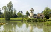 stock photo of hamlet  - The Marlborough Tower in the Queen - JPG