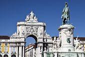 Equestrian Statue of King Jose I