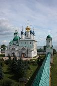 Rostov. Monastery of Saviour Yakovlevsky Dimitriev.