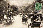 Cartão postal de Montmartre