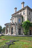The Breakers Mansion in Newport, Rhode Island