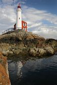 Fisgard Lighthouse, Victoria, British Columbia