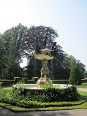 The Elms Mansion Grounds in Newport, Rhode Island