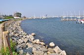 Harbor in Newport, Rhode Island