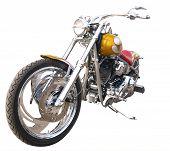 Custom Built Motorbike