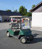 The Golf Cart