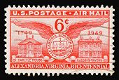 Airmail6 Alexandria 1949