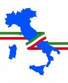 Italy Ribbon