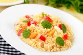 Tabbouleh - Couscous Salad
