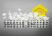 Chaotic Clutter And Home