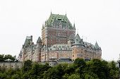 QUEBEC, CANADA - AUGUST 21:  The Chateau Frontenac