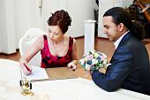 Registration Of Marriage In The Registry Office In Moscow