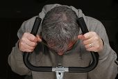 Middle Age Weariness