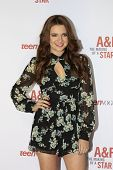 LOS ANGELES - FEB 22:  Katie Stevens at the Abercrombie & Fitch 'The Making of a Star' Spring Campai