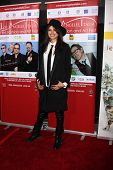 LOS ANGELES - FEB 23:  Gabrielle Wright at the LA Italia Opening Night at TCL Chinese 6 Theaters on