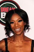 LOS ANGELES - FEB 22:  Brandy Norwood at the 45th NAACP Image Awards Arrivals at Pasadena Civic Audi