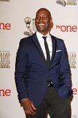vLOS ANGELES - FEB 22:  Tyrese Gibson at the 45th NAACP Image Awards Press Room at Pasadena Civic Au