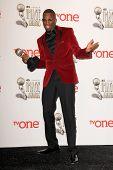 LOS ANGELES - FEB 22:  Rickey Smiley at the 45th NAACP Image Awards Press Room at Pasadena Civic Aud