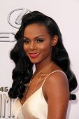 LOS ANGELES - FEB 22:  Tika Sumpter at the 45th NAACP Image Awards Arrivals at Pasadena Civic Audito