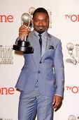 LOS ANGELES - FEB 22:  David Oyelowo at the 45th NAACP Image Awards Press Room at Pasadena Civic Aud