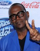 LOS ANGELES - FEB 20:  Randy Jackson arrives to the American Idol Top 13 Finalists  on February 20,