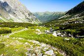 Hlinska Valley, Vysoke Tatry (High Tatras), Slovakia