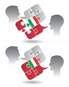 Italian Lessons Dialog