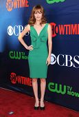 LOS ANGELES - JUL 17:  Ambyr Childers arrives to the CBS-CW-Showtime Summer TCA Press Tour 2014  on July7, 2014 in West Hollywood, CA.