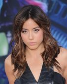 LOS ANGELES - JUL 21:  Chloe Bennet arrives to the