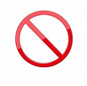 No Sign, No Symbol, Not Allowed