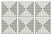 Repeating Square Background Silver Metallic