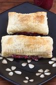 Raspberry Turnovers