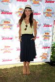 LOS ANGELES - AUG 16:  Ali Landry at the Disney Junior's Pirate and Princess: Power of Doing Good at