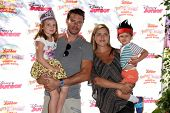 LOS ANGELES - AUG 16:  Scott Foley at the Disney Junior's Pirate and Princess: Power of Doing Good a