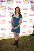 LOS ANGELES - AUG 16:  Sarah Drew at the Disney Junior's Pirate and Princess: Power of Doing Good at