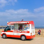Skegness Ice Cream Van