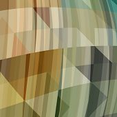 art abstract colorful chaotic waves pattern background with olive, beige, green, brown and grey colo