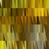 art abstract colorful geometric seamless pattern; tiled background in olive, green, gold, grey and b