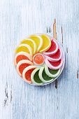 Jelly Fruit Candy
