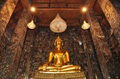 Gold Buddha Grand Hall