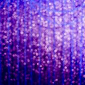 Bokeh Lights And Stars