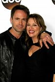 LOS ANGELES - JAN 14:  William deVry, Nancy Lee Grahn at the ABC TCA Winter 2015 at a The Langham Huntington Hotel on January 14, 2015 in Pasadena, CA
