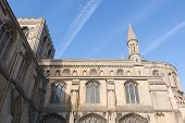 Cathedral and Vapour Trails