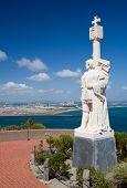 Monumento Cabrillo y San Diego